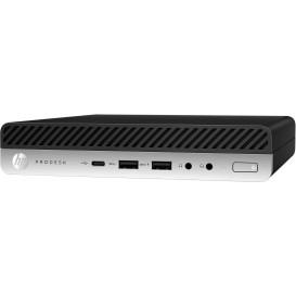 Komputer HP ProDesk 600 G4 4HM87EA - Mini Desktop, i5-8500T, RAM 8GB, SSD 256GB, Wi-Fi, Windows 10 Pro, 3 lata On-Site - zdjęcie 4