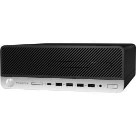 Komputer HP ProDesk 600 G4 4HM56EA - SFF, i5-8500, RAM 8GB, SSD 256GB, DVD, Windows 10 Pro - zdjęcie 5