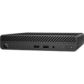 Komputer HP 260 G3 4VF99EA - Mini Desktop, i3-7130U, RAM 4GB, HDD 500GB, Windows 10 Pro, 1 rok On-Site - zdjęcie 4