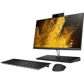 "Komputer All-in-One HP EliteOne 1000 G2 4PD81EA - i5-8500, 27"" 4K IPS, RAM 8GB, SSD 256GB, Czarny, WiFi, Windows 10 Pro, 3 lata On-Site - zdjęcie 5"