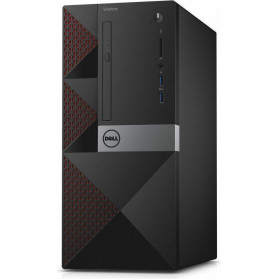 Dell Vostro 3668 N501VD2H3668EMEA01 - Mini Tower, i3-7100, RAM 4GB, HDD 1TB, DVD, Windows 10 Pro - zdjęcie 3