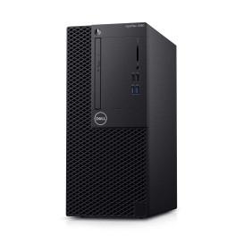 Komputer Dell Optiplex 3060 N041O3060MT - Micro Tower, i3-8100, RAM 8GB, HDD 1TB, DVD, Windows 10 Pro, 3 lata On-Site - zdjęcie 4