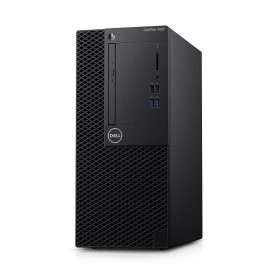 Dell Optiplex 3060 N037O3060MT - Micro Tower, i3-8100, RAM 4GB, SSD 256GB, DVD, Windows 10 Pro - zdjęcie 4