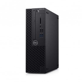 Dell Optiplex 3060 N041O3060SFF - SFF, i3-8100, RAM 8GB, SSD 256GB, DVD, Windows 10 Pro - zdjęcie 4