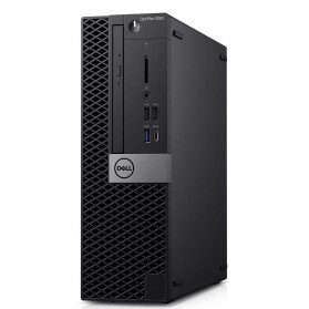 Komputer Dell OptiPlex 5060 N029O5060SFF - SFF, i5-8500, RAM 8GB, SSD 256GB, DVD, Windows 10 Pro - zdjęcie 4