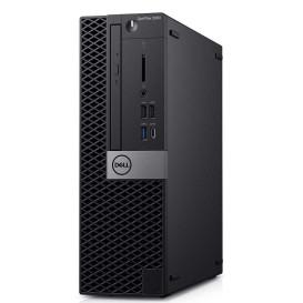 Dell Optiplex 5060 N004O5060SFF - SFF, i3-8100, RAM 4GB, HDD 500GB, DVD, Windows 10 Pro - zdjęcie 4