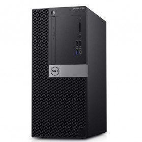 Dell Optiplex 5060 N040O5060MT - Micro Tower, i5-8500, RAM 8GB, SSD 256GB, DVD, Windows 10 Pro - zdjęcie 4