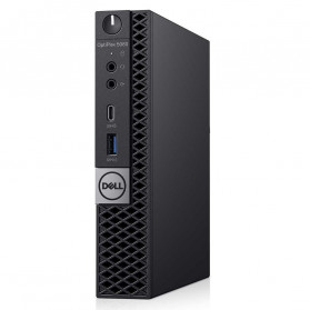 Dell Optiplex 5060 N011O5060MFF, 8GB - Micro Tower, i3-8100T, RAM 8GB, SSD 128GB, Windows 10 Pro - zdjęcie 4