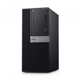 Dell Optiplex 7060 N031O7060MT - Micro Tower, i5-8500, RAM 8GB, SSD 256GB, DVD, Windows 10 Pro - zdjęcie 4