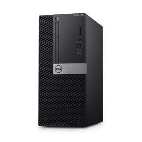 Komputer Dell OptiPlex 7060 N031O7060MT - Micro Tower, i5-8500, RAM 8GB, SSD 256GB, DVD, Windows 10 Pro, 3 lata On-Site - zdjęcie 4