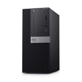 Komputer Dell OptiPlex 7060 N016O7060MT - Tower, i7-8700, RAM 8GB, HDD 1TB, AMD Radeon RX 550, DVD, Windows 10 Pro - zdjęcie 4