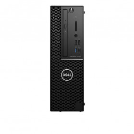 Stacja robocza Dell Precision 3430 DPT3430M2S1133 - SFF, i5-8500, RAM 16GB, 256GB + 1TB, Radeon Pro WX2100, DVD, Windows 10 Pro - zdjęcie 3