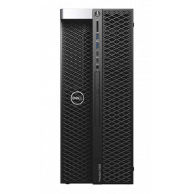 Dell Precision 5820 1017638125859 - Tower, Xeon W-2123, RAM 32GB, SSD 256GB + HDD 2TB, NVIDIA Quadro P4000, DVD, Windows 10 Pro - zdjęcie 2
