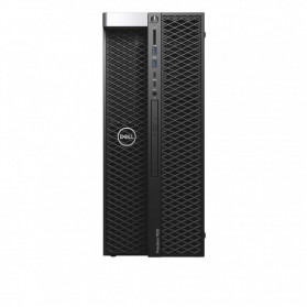 Dell Precision 7820 1021640184672 - Tower, Xeon 3106, RAM 16GB, SSD 256GB, AMD Radeon Pro WX2100, DVD, Windows 10 Pro - zdjęcie 2