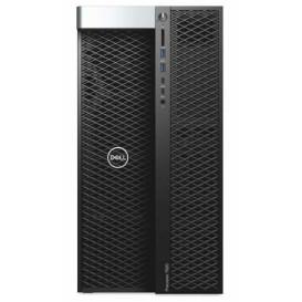 Stacja robocza Dell Precision 7920 1024162203227 - Tower, Xeon 6134, RAM 64GB, 512GB + 2TB + 2TB, Quadro P4000, DVD, Windows 10 Pro - zdjęcie 2