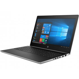 "Laptop HP ProBook 455 G5 3GH82EA - A9-9420 APU, 15,6"" Full HD IPS, RAM 4GB, HDD 500GB, AMD Radeon R5, Srebrny, Windows 10 Pro - zdjęcie 6"