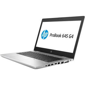"Laptop HP ProBook 645 G4 3UN55EA - AMD Ryzen 7 PRO 2700U, 14"" Full HD IPS, RAM 8GB, SSD 256GB, Srebrny, Windows 10 Pro - zdjęcie 6"