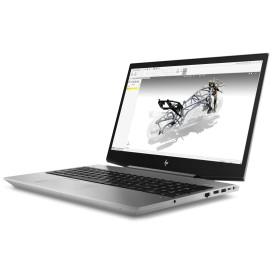 """Laptop HP ZBook 15v G5 4QH22EA - i5-8400H, 15,6"""" FHD IPS, RAM 8GB, SSD 256GB, Quadro P600, Srebrny, Windows 10 Pro, 1 rok Door-to-Door - zdjęcie 7"""