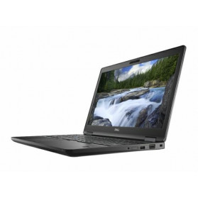 "Laptop Dell Precision 3530 53166755 - i7-8750H, 15,6"" Full HD, RAM 16GB, SSD 256GB + HDD 2TB, NVIDIA Quadro P600, Windows 10 Pro - zdjęcie 7"