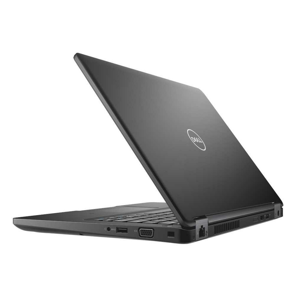 "Laptop Dell Latitude 5491 N002L549114EMEA+WWAN - i5-8400H/14"" Full HD/RAM 8GB/SSD 256GB/Modem WWAN/Windows 10 Pro - zdjęcie"