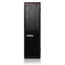 Stacja robocza Lenovo ThinkStation P320 30BK002MPB - SFF, Xeon E3-1245 v6, RAM 8GB, SSD 256GB, DVD, Windows 10 Pro - zdjęcie 4