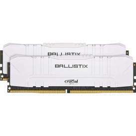 BL2K8G30C15U4W Crucial DDR4 Ballistix 16, 3000 (2*8GB) CL15 WHITE - zdjęcie 1
