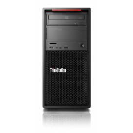 Stacja robocza Lenovo ThinkStation P520c 30BX000JPB - Tower, Xeon W-2123, RAM 8GB, SSD 256GB, DVD, Windows 10 Pro for Workstations - zdjęcie 4