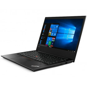 "Laptop Lenovo ThinkPad E485 20KU000TPB - AMD Ryzen 5 2500U, 14"" Full HD IPS, RAM 8GB, SSD 256GB + HDD 1TB, Windows 10 Pro - zdjęcie 5"