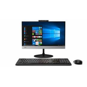 """Komputer All-in-One Lenovo V410z 10QV002EPB - i5-7400T, 21,5"""" FHD WVA, RAM 8GB, SSD 256GB, Czarny, WiFi, DVD, Windows 10 Pro, 1 rok OS - zdjęcie 6"""