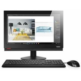 """Lenovo ThinkCentre M910z 10NR000SPB - i5-7500, 23,8"""" Full HD dotykowy, RAM 4GB, HDD 500GB, DVD, Windows 10 Pro - zdjęcie 7"""