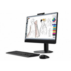 "Komputer All-in-One Lenovo ThinkCentre M920z 10S6001PPB - i5-8400, 23,8"" FHD IPS, RAM 8GB, HDD 1TB, Czarny, WiFi, DVD, 3 lata DtD - zdjęcie 6"