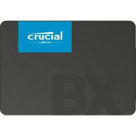 """Dysk SSD 480 GB SATA 2,5"""" Crucial BX500 CT480BX500SSD1 - 2,5"""", SATA III, 540-500 MBps, SLC - zdjęcie 1"""