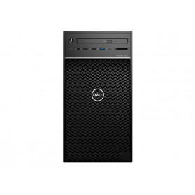 Dell Precision 3630 53155016 - Tower, i7-8700, RAM 16GB, SSD 256GB + HDD 2TB, AMD Radeon Pro WX4100, DVD, Windows 10 Pro - zdjęcie 3
