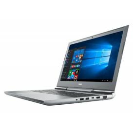 """Laptop Dell Vostro 7580 N3403VN7580EMEA01_1905 - i7-8750H, 15,6"""" FHD, RAM 8GB, SSD 128GB, GeForce GTX 1060, Srebrny, Windows 10 Pro - zdjęcie 7"""