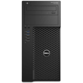 Stacja robocza Dell Precision 3620 52910949 - Mini Tower, i7-7700, RAM 16GB, 256GB + 1TB, GeForce GTX 1060, DVD, Windows 10 Pro - zdjęcie 2