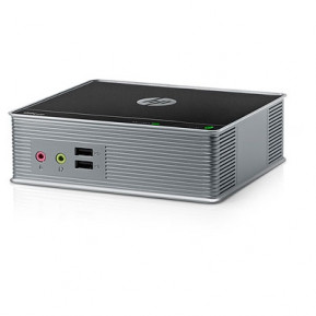 HP t310 Zero Client C3G80AA - RAM 0,5GB, Smart Zero - zdjęcie 3