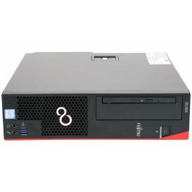 Stacja robocza Fujitsu Celsius J550 VFY:J5502W38ABPL - SFF, Xeon E3-1245, RAM 16GB, SSD 256GB + HDD 2TB, DVD, Windows 10 Pro - zdjęcie 6