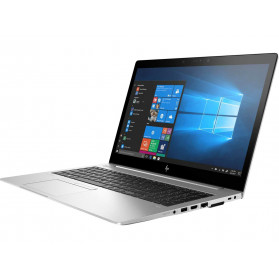 "Laptop HP EliteBook 755 G5 5SR00EA - AMD Ryzen 7 PRO 2700U, 15,6"" Full HD IPS, RAM 8GB, SSD 256GB, Modem WWAN, Srebrny, Windows 10 Pro - zdjęcie 5"