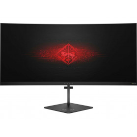 "Monitor HP OMEN 35 X3W57AA - 35"", 3440x1440 (UWQHD), 21:9, AMVA, 4 ms - zdjęcie 4"