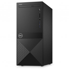 Dell Vostro 3670 N205VD3670BTPCEE01_1905 - Micro Tower, i3-8100, RAM 8GB, SSD 128GB, DVD, Windows 10 Pro - zdjęcie 4