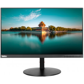 "Monitor Lenovo ThinkVision T23i 61ABMAT1EU - 23"", 1920x1080 (Full HD), IPS, 4 ms, pivot - zdjęcie 4"