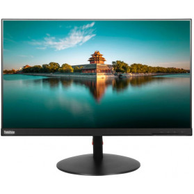 "Monitor Lenovo ThinkVision T24i 61CEMAT2EU - 23,8"", 1920x1080 (Full HD), IPS, 4 ms, pivot - zdjęcie 4"