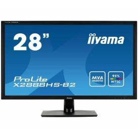 "Monitor iiyama ProLite X2888HS-B2 - 28"", 1920x1080 (Full HD), AMVA, 5 ms - zdjęcie 5"