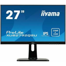 "Monitor iiyama ProLite XUB2792QSU-B1 - 27"", 2560x1440 (QHD), IPS, 5 ms, pivot - zdjęcie 6"