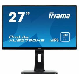 "Monitor iiyama ProLite XUB2790HS-B1 - 27"", 1920x1080 (Full HD), IPS, 4 ms, pivot - zdjęcie 6"