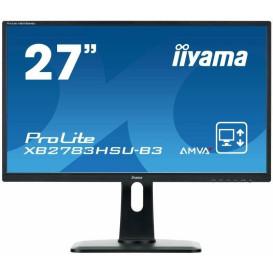 "Monitor iiyama ProLite XB2783HSU-B3 - 27"", 1920x1080 (Full HD), AMVA+, 4 ms, pivot - zdjęcie 7"