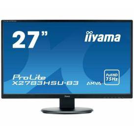 "Monitor iiyama ProLite X2783HSU-B3 - 27"", 1920x1080 (Full HD), AMVA+, 4 ms - zdjęcie 5"