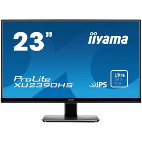 "Monitor iiyama ProLite XU2390HS-B1 - 23"", 1920x1080 (Full HD), IPS, 4 ms - zdjęcie 5"