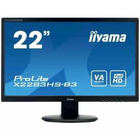 "Monitor iiyama ProLite X2283HS-B3 - 21,5"", 1920x1080 (Full HD), VA, 4 ms - zdjęcie 5"