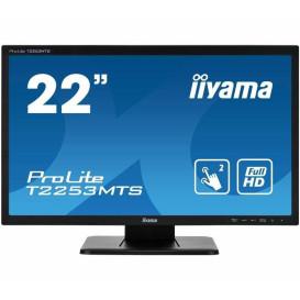 "Monitor iiyama ProLite T2253MTS T2253MTS-B1 - 21,5"", 1920x1080 (Full HD), TN, 2 ms, dotykowy - zdjęcie 7"